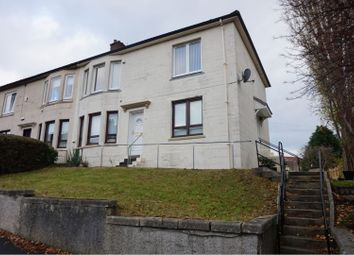 Thumbnail 2 bed flat to rent in Linton Street, Glasgow