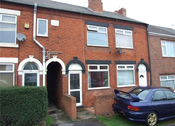 Thumbnail 2 bed terraced house for sale in The Common, South Normanton, Alfreton