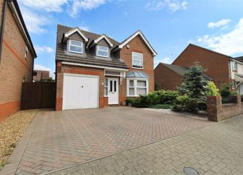 4 bed detached house for sale in Mavoncliff Drive, Tattenhoe, Milton Keynes MK4