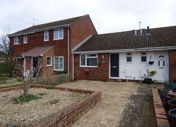 Thumbnail 1 bed semi-detached bungalow to rent in Alveston Close, Westlea, Swindon