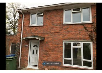 Thumbnail 3 bed semi-detached house to rent in Oakwood Road, Bracknell