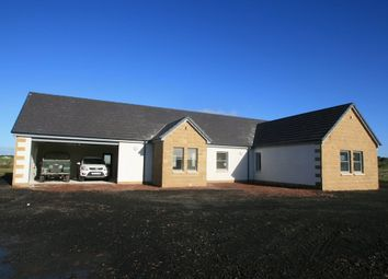 Thumbnail 4 bed detached bungalow for sale in Cleghorn, Lanark