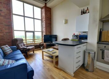 Thumbnail 1 bed flat to rent in Victoria Mill, Houldsworth Street, Stockport, Cheshire