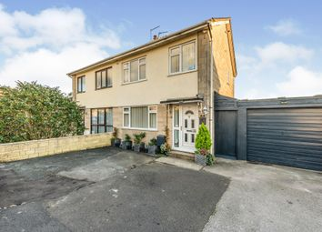 Thumbnail 3 bed semi-detached house for sale in Barn Close, Frome