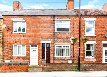 Thumbnail 2 bed terraced house for sale in Ryton Road, North Anston, Sheffield