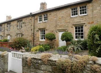 Thumbnail 2 bedroom cottage for sale in High Hauxley, Morpeth