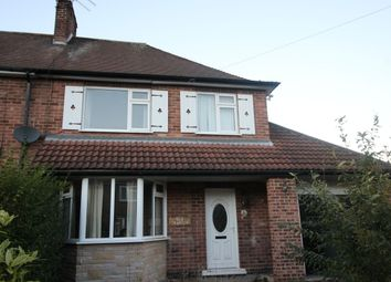 Thumbnail 3 bedroom semi-detached house for sale in Welch Avenue, Stapleford, Nottingham