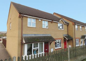 Thumbnail 2 bedroom end terrace house for sale in Sun Street, Biggleswade