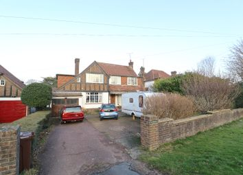 Thumbnail 5 bed detached house for sale in Eastbourne Road, Willingdon, Eastbourne