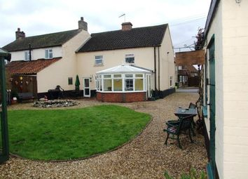 Thumbnail 3 bed semi-detached house for sale in Feltwell, Thetford, Norfolk