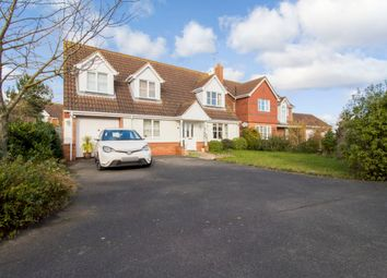 Thumbnail 4 bedroom detached house for sale in Braybrooks Way, Moulton Chapel, Spalding