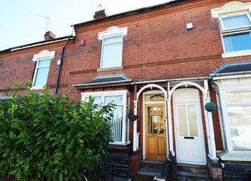 Thumbnail 2 bed terraced house to rent in Abbey Road, Bearwood, Birmingham