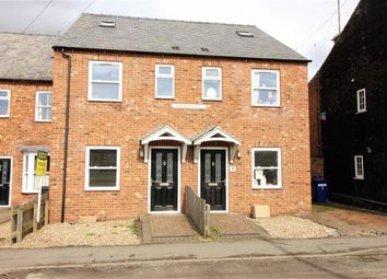 Thumbnail 4 bed terraced house to rent in Chapel Street, Market Rasen