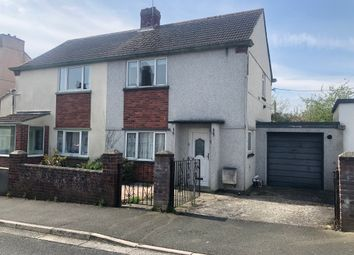 Thumbnail 2 bed semi-detached house for sale in Liscawn Terrace, Torpoint