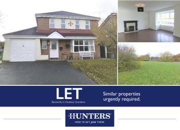 Thumbnail 4 bedroom detached house to rent in Stubley Gardens, Littleborough