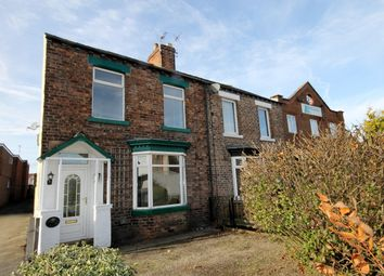 Thumbnail 3 bed end terrace house for sale in East Road, Northallerton