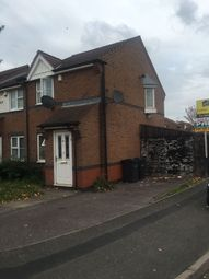 Thumbnail 2 bed end terrace house for sale in Priorygate Way, Birmingham