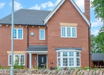 Thumbnail 4 bed detached house for sale in The Lamport+, Meadow View, Banbury Homes, Adderbury