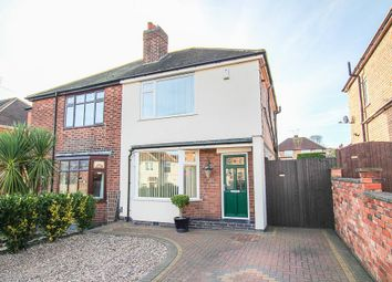 Thumbnail 2 bed semi-detached house for sale in Prospect Road, Carlton, Nottingham