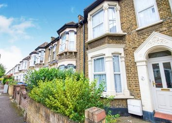 Thumbnail 3 bedroom terraced house for sale in Leslie Road, London