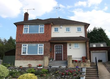 Thumbnail 4 bedroom detached house for sale in Rosehill, Claygate, Esher