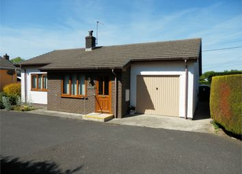 Thumbnail 2 bed detached bungalow for sale in 4 Clos Pendre, Cross Inn, New Quay, Ceredigion