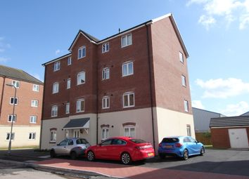 Thumbnail 1 bed flat for sale in Lysaght Avenue, Newport