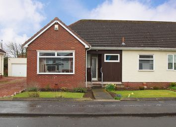Thumbnail 3 bed semi-detached bungalow for sale in Moorfield Avenue, Kilmarnock
