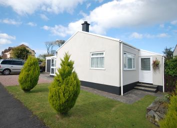 Thumbnail 3 bed detached bungalow for sale in Old Market Drive, Woolsery, Bideford