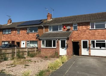 Thumbnail 2 bed terraced house for sale in Shipton Drive, Uttoxeter