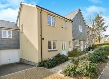 Thumbnail 3 bed end terrace house for sale in Liskeard, Cornwall, Uk