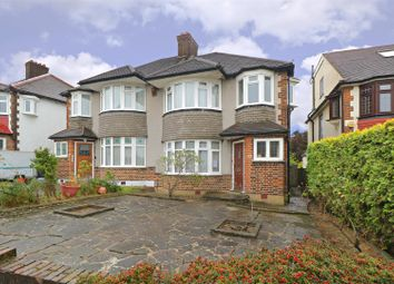 Thumbnail 3 bed semi-detached house for sale in Brycedale Crescent, Southgate
