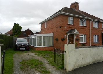 Thumbnail 3 bed semi-detached house for sale in Newquay Road, Knowle, Bristol
