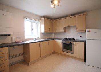 Thumbnail 2 bedroom flat to rent in Burdock Close, Norwich