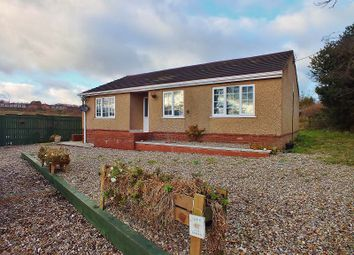 Thumbnail 3 bed detached bungalow to rent in Long Lane, Pentre Broughton, Wrexham