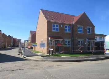 Thumbnail 3 bed semi-detached house to rent in Lerowe Road, Wisbech