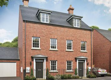 "Thumbnail 3 bedroom semi-detached house for sale in ""Greenwood"" at Westend, Stonehouse"