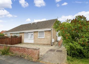 Thumbnail 3 bedroom semi-detached bungalow to rent in Keats Close, Royal Wootton Bassett, Wiltshire