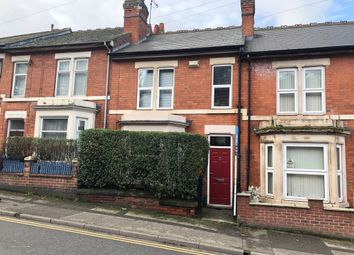 Thumbnail 3 bed terraced house for sale in Abbey Street, Derby