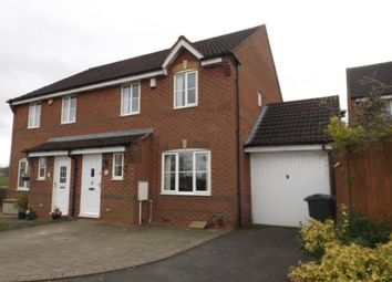 Thumbnail 3 bed semi-detached house for sale in Oakleigh, Birmingham, West Midlands
