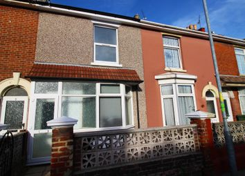 Thumbnail 1 bed terraced house to rent in Chichester Road, Portsmouth
