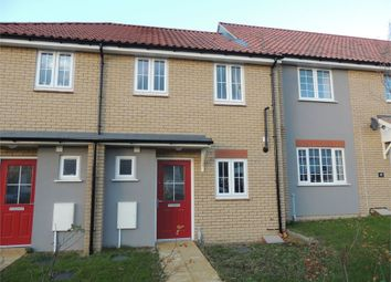 Thumbnail 2 bedroom terraced house for sale in Park Lane, Downham Market