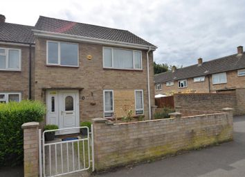 Thumbnail 3 bed end terrace house for sale in Ashby Road, Bicester
