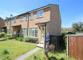 Thumbnail 2 bed end terrace house for sale in Tiverton Way, Frimley, Camberley, Surrey