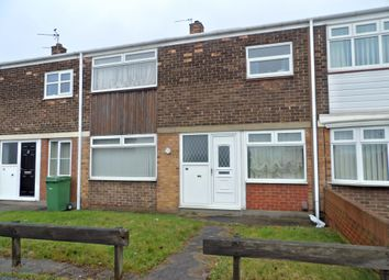 Thumbnail 3 bed terraced house for sale in Galsworthy Road, South Shields