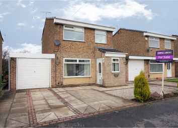 Thumbnail 3 bed detached house for sale in Carr Wood Way, Pudsey