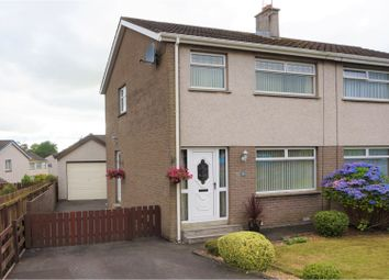 Thumbnail 3 bed semi-detached house for sale in Knockeen Road, Ballymena