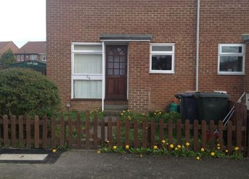 Thumbnail 1 bed property to rent in Worsley Close, Wallsend