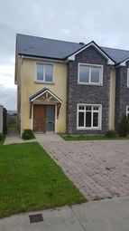 Thumbnail 4 bed semi-detached house for sale in 14 Springvale Heights, Tubbercurry, Sligo