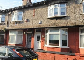 Thumbnail 3 bedroom terraced house for sale in Ivydale Road, Mossley Hill, Liverpool